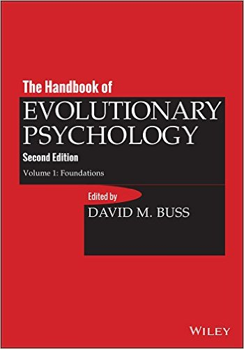 The Handbook of Evolutionary Psychology