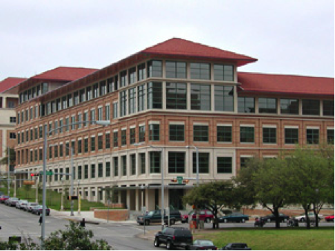 Seay Building, University of Texas at Austin campus