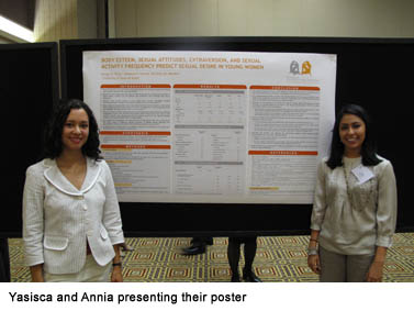Yasisca and Annia Poster
