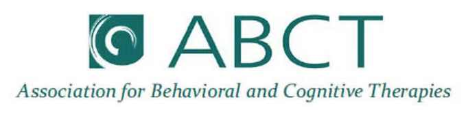 ABCT Association for Behavioral and Cognitive Therapies (Cognitive Behavioral Therapy)